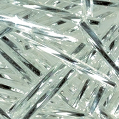 Stiftperlen Silbereinzug gedreht ø 2 x 20 mm 500 g silber