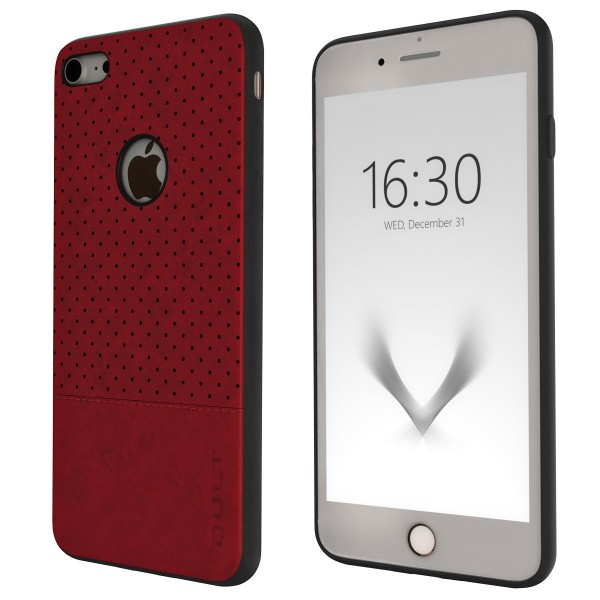 """BACK CASE QULT """"""""DROP"""""""" iPhone 7 4.7"""""""" red"""