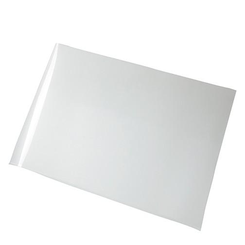 Effektfolie Sternenglanz 50 x 70 cm / 0,33 mm milchig transparent