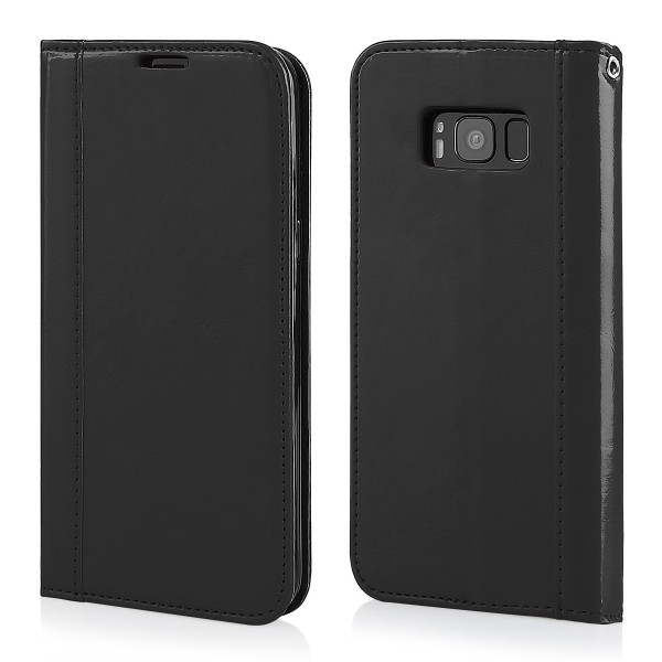 FLIP CASE ELEGANCE SAMS.G955 S8 PLUS black