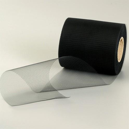 Tüllband 100 mm schwarz