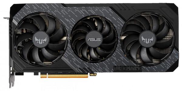 ASUS TUF Gaming TUF 3-RX5600XT-T6G-EVO-GAMING - Radeon RX 5600 XT - 6 GB - GDDR6 - 192 Bit - 7680 x