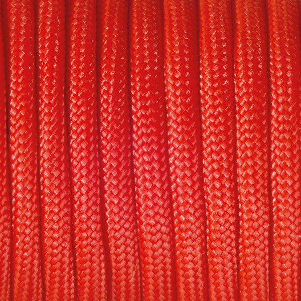 Paracord 4 mm x 50 m rot