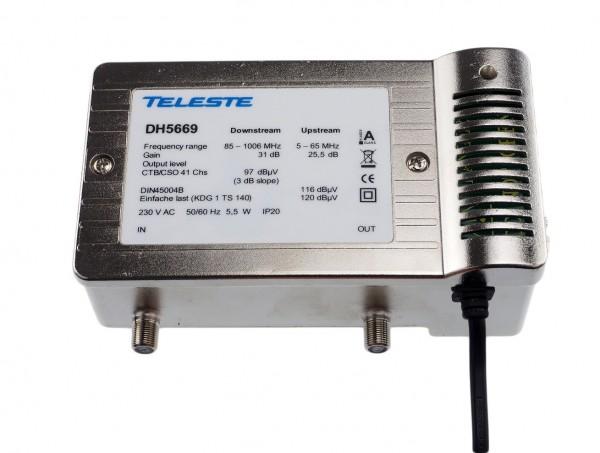 Teleste DH5669 BK-Verstärker KDG B(3.1)/B(1.1)