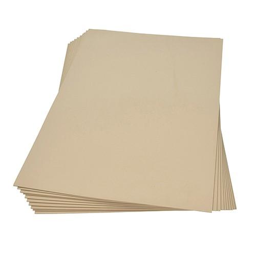 Moosgummiplatte 300 x 450 x 2 mm beige