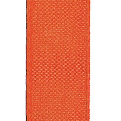 Dekoband Standard waschbar 30° 40 mm orange