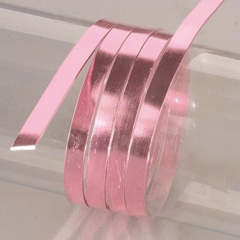 Aludraht eloxiert flach 1 x 5 mm 2 m rosa