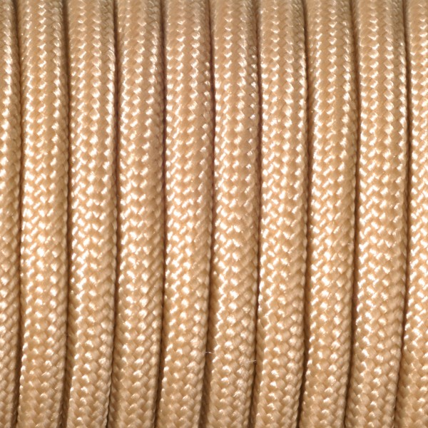 Paracord 4 mm x 50 m beige