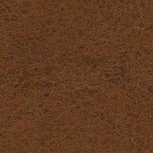 Wolle zum Filzen reine Schurwolle 50 g braun