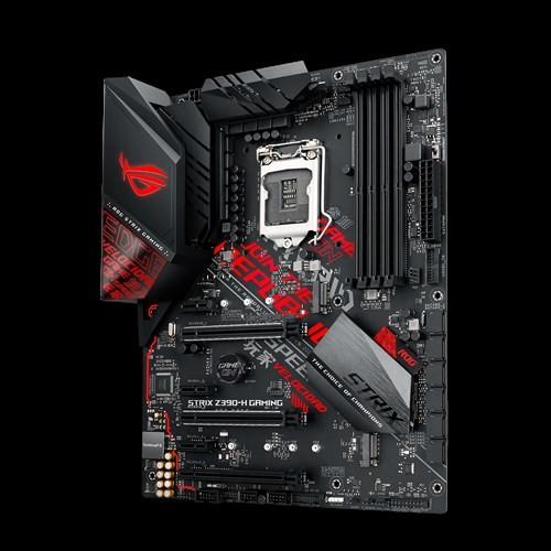 ASUS ROG STRIX Z390-H GAMING LGA 1151 (Buchse H4) Intel Z390 ATX
