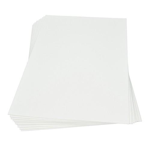 Moosgummiplatte 300 x 450 x 2 mm weiß