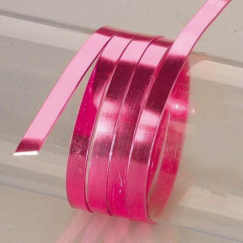 Aludraht eloxiert flach 1 x 5 mm 2 m pink
