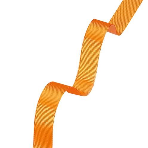 Dekoband Rips 15 mm orange