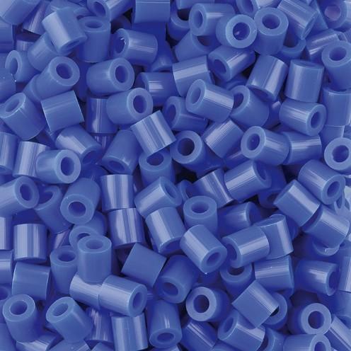 Nabbi® - Bügelperlen ~Ø 5 x H 5 mm 1.100 Stk. dunkelblau Nr.32232