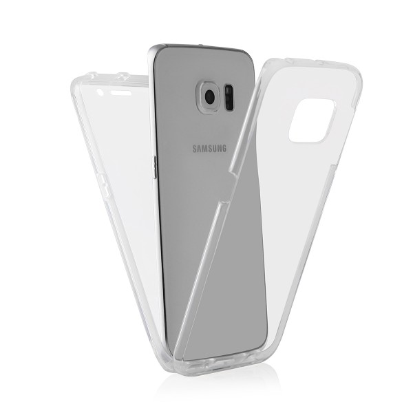 BACK CASE 360 SAMS.G925 S6 EDGE transparent