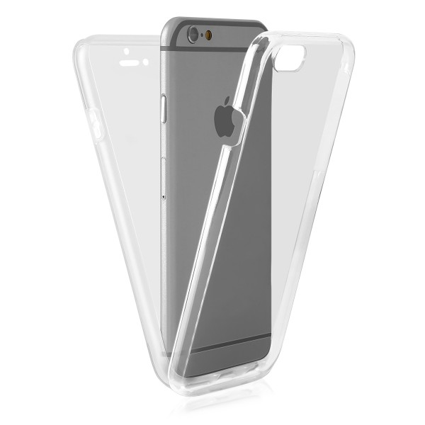 "BACK CASE 360 iPhone 6 / 6s 4.7"" transparent"