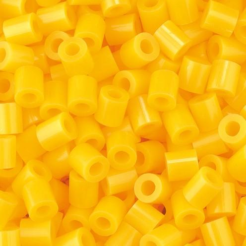 Nabbi® - Bügelperlen ~Ø 5 x H 5 mm 1.100 Stk. gelb Nr.32227