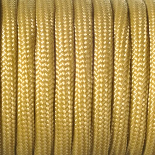 Paracord 4 mm x 50 m gold