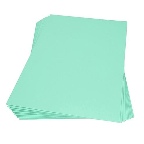Moosgummiplatte 300 x 450 x 2 mm mint