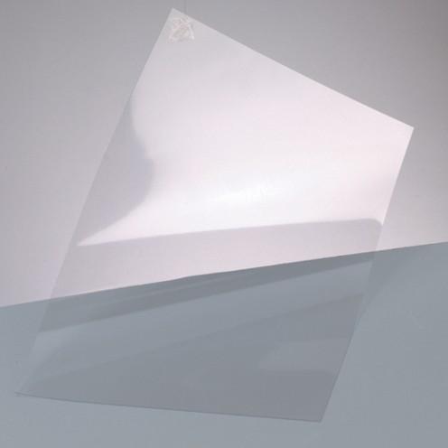 Windradfolie 330 x 430 x 0,4 mm transparent klar