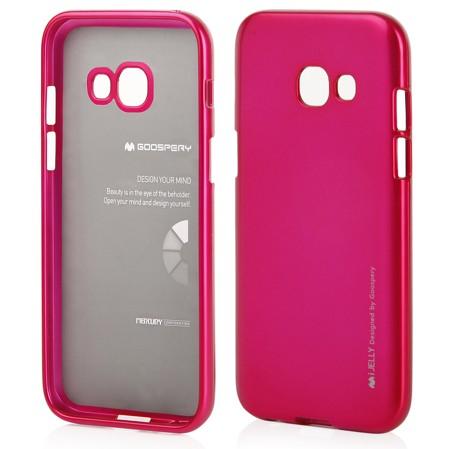 MERCURY i-JELLY iPhone 5/5s/SE hotpink