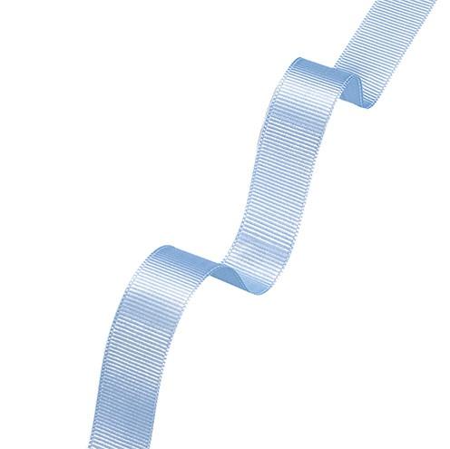 Dekoband Rips 15 mm hellblau
