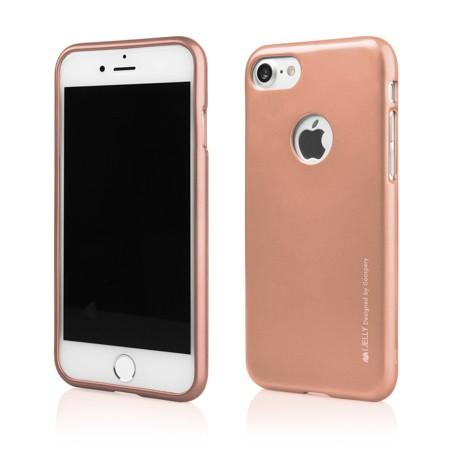 MERCURY i-JELLY iPhone 7/8 rosegold/hole