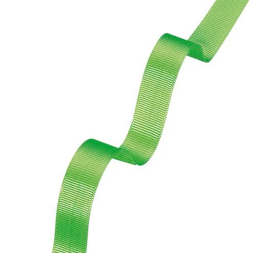 Dekoband Rips 15 mm grün