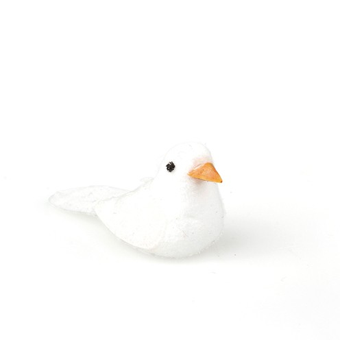 Taube mini 3,5 x 11 mm weiß
