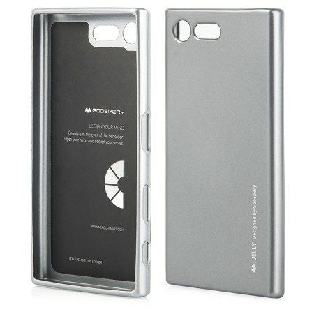 MERCURY i-JELLY iPhone 5/5s/SE grey