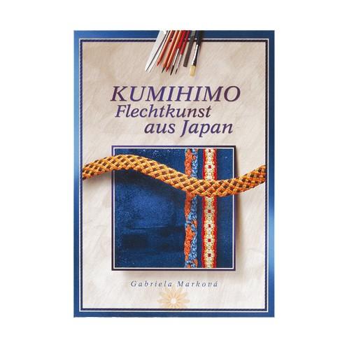 Buch deutsch Kumihimo Flechtkunst aus Japan 23 x 17 cm 92 Seiten Gabriela Marková