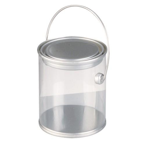 Geschenkdose mit Henkel Ø 62 x H 75 mm