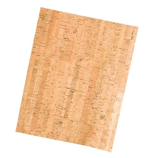Korkleder Stripes 70 x 140 cm / 0,65 mm