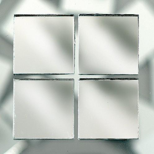 Mosaix-Spiegel 20 x 20 x 3 mm 1.000 g ~ 360 Stk.
