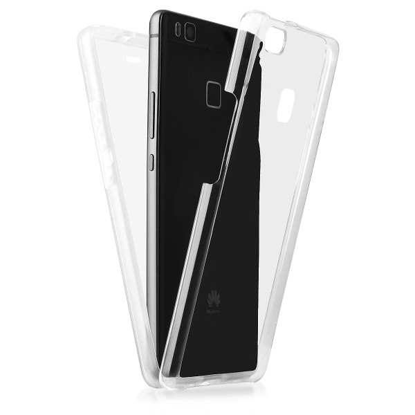 BACK CASE 360 HUAWEI P9 LITE transparent