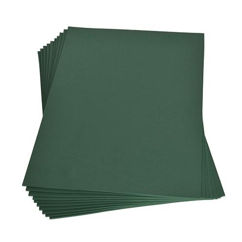 Moosgummiplatte 200 x 300 x 2 mm grün