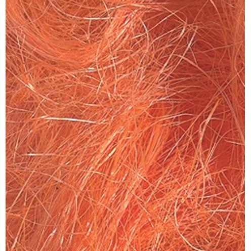 Sisalwolle 50 g orange
