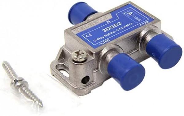 3DSS2 2-fach Verteiler 5-1218 MHz