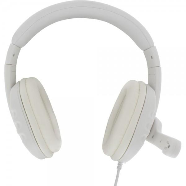 InLine 55352W Headset mit Bügelmikrofon weiß