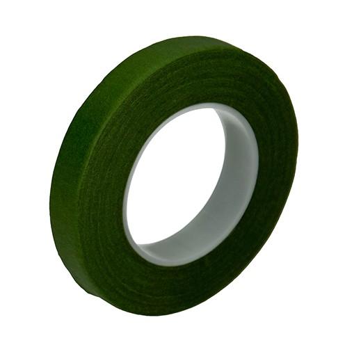 Kreppwickelband 13 mm 28 m grün