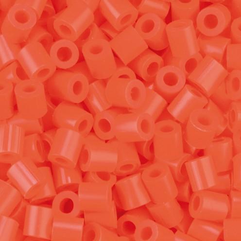 Nabbi® - Bügelperlen ~Ø 5 x H 5 mm 1.100 Stk. rot Nr.32225