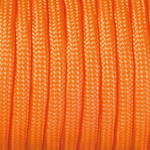 Paracord 4 mm x 50 m orange