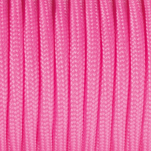 Paracord 2 mm x 50 m pink