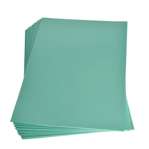 Moosgummiplatte 200 x 300 x 2 mm mint