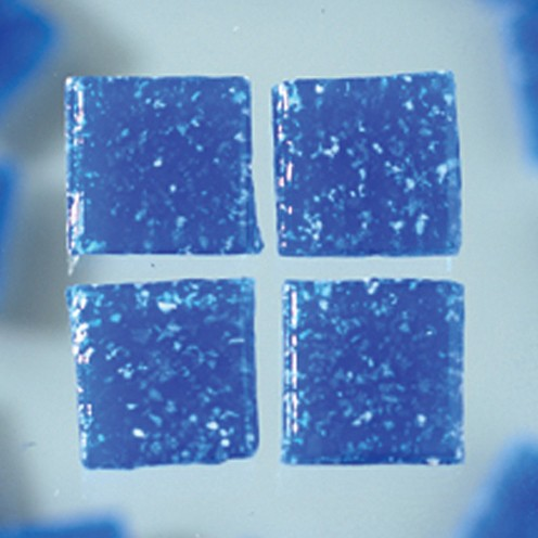 MosaixPro-Glassteine 20 x 20 x 4 mm 200 g ~ 63 Stk. royalblau