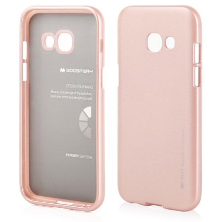 MERCURY i-JELLY iPhone 5/5s/SE rose gold