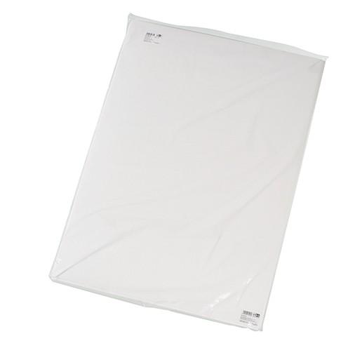 Moosgummiplatte 500 x 700 x 3 mm weiß