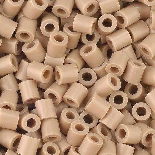 Nabbi® - Bügelperlen ~Ø 5 x H 5 mm 1.100 Stk. beige Nr.32248