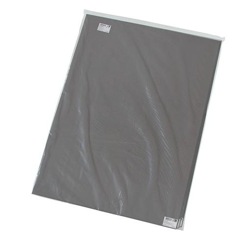 Moosgummiplatte 500 x 700 x 3 mm grau