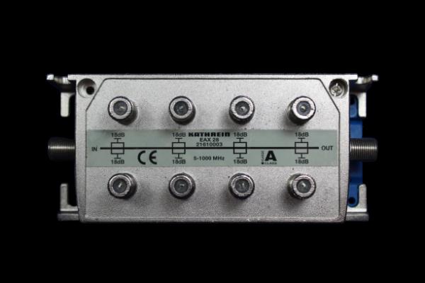 EAX 28 Abzweiger 8-fach 5-1000MHz